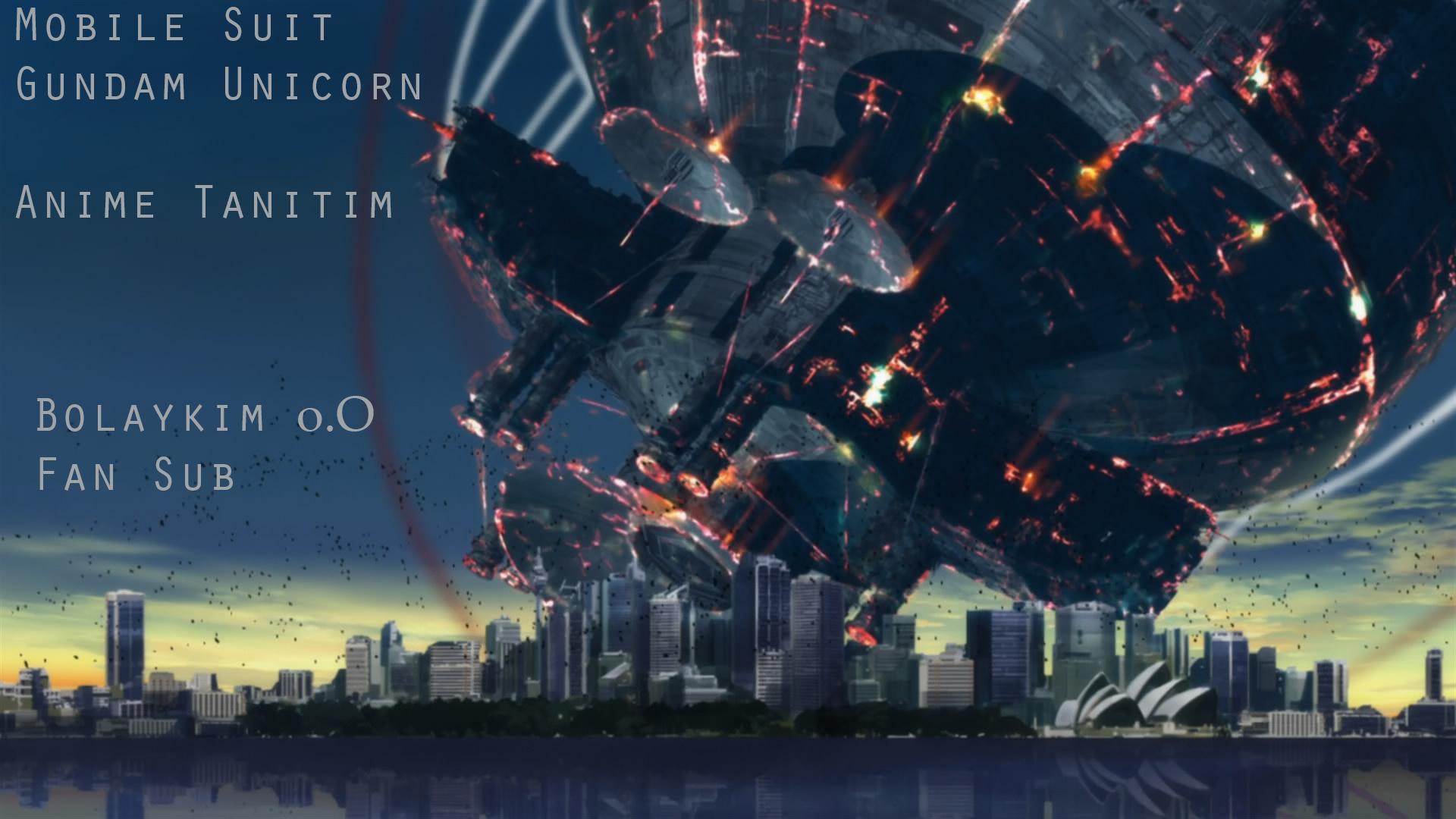 Mobile Suit Gundam Unicorn – Anime Tanıtım