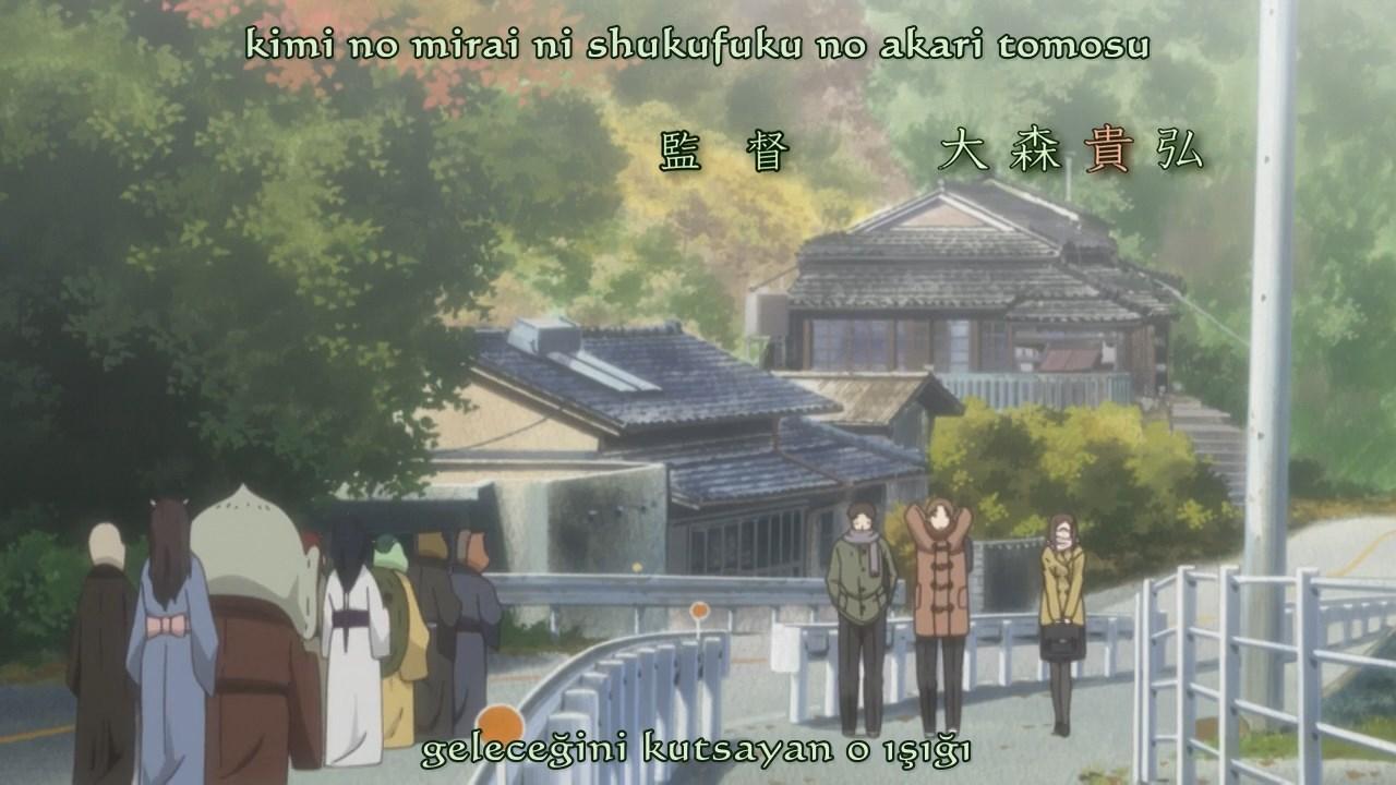 Gerçek hayattan Natsume Yuujinchou da kullanılan yerler